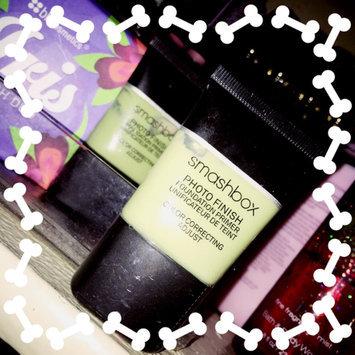 Photo of Smashbox Photo Finish Color Correcting Foundation Primer uploaded by Estefany A.