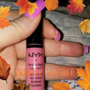 NYX Xtreme Lip Cream uploaded by Holly N.