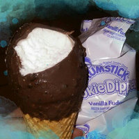 Nestlé DRUMSTICK Cookie Dipped Vanilla/Vanilla Fudge/Vanilla Caramel Frozen Dairy Dessert 8 ct Box uploaded by Whitney G.