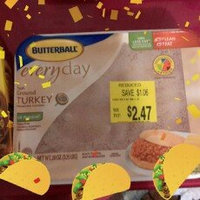 Butterball EveryDay Fresh All Natural Lean Ground Turkey, 20 oz uploaded by Andrea B.