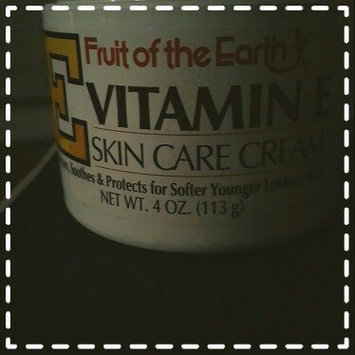 Photo of Fruit of the Earth Vitamin E Skin Care Cream uploaded by Megan R.