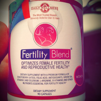 FertilityBlend For Women uploaded by Danielle F.