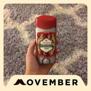 Photo of Old Spice Wild Collection Deodorant Bearglove uploaded by Inna K.