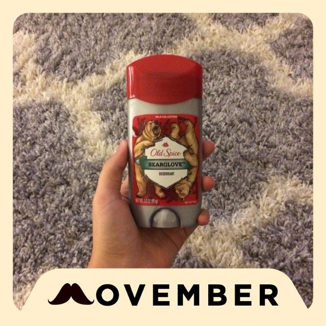 Old Spice Wild Collection Deodorant Bearglove uploaded by Inna K.
