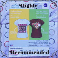 Jolees 56-47030 Jolees Easy Image Transfer Sheets 8.5X11 10/Pkg-For Light & Dark Fabrics uploaded by Mariana J.