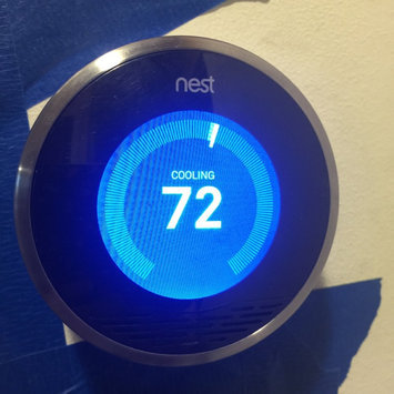 Photo of Nest  Learning Thermostat uploaded by Carolyn B.