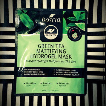Photo of boscia Green Tea Mattifying Hydrogel Mask uploaded by Stephanie H.