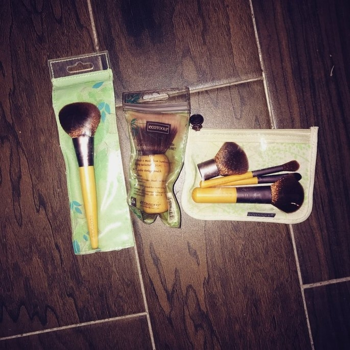Ecotools Makeup Brushes  uploaded by Karissa S.