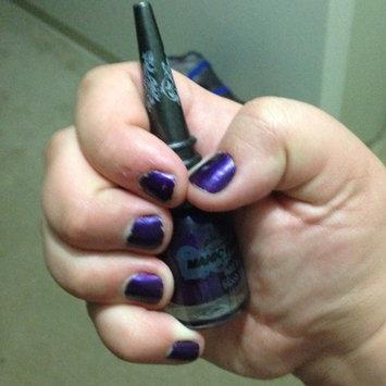 Manic Panic Blood Thirsty Nail Polish - Purple uploaded by Katrina L.