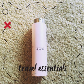Photo of CHANEL CHANCE EAU DE TOILETTE TWIST AND SPRAY One Size uploaded by SHABANA B.