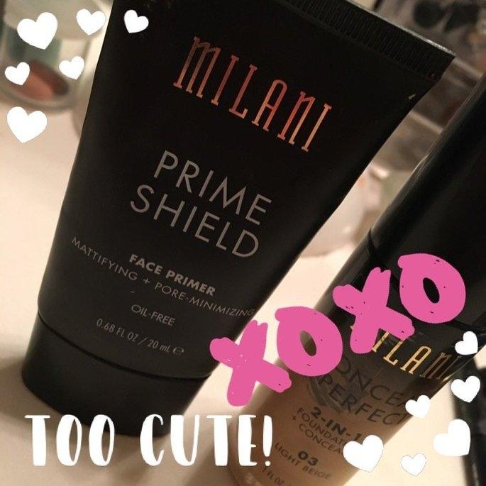 Milani Prime Shield Face Primer uploaded by Cassie B.