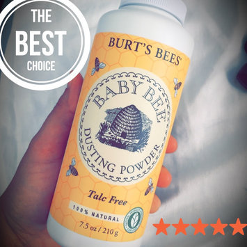 Burt's Bees Baby Bee Dusting Powder uploaded by Fathima B.