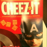 Cheez-It® Marvel Avengers Age of Ultron Baked Snack Crackers uploaded by Penny G.