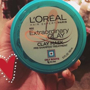 L'Oréal Extraordinary Clay Pre-Shampoo Treatment  Mask uploaded by Riya V.