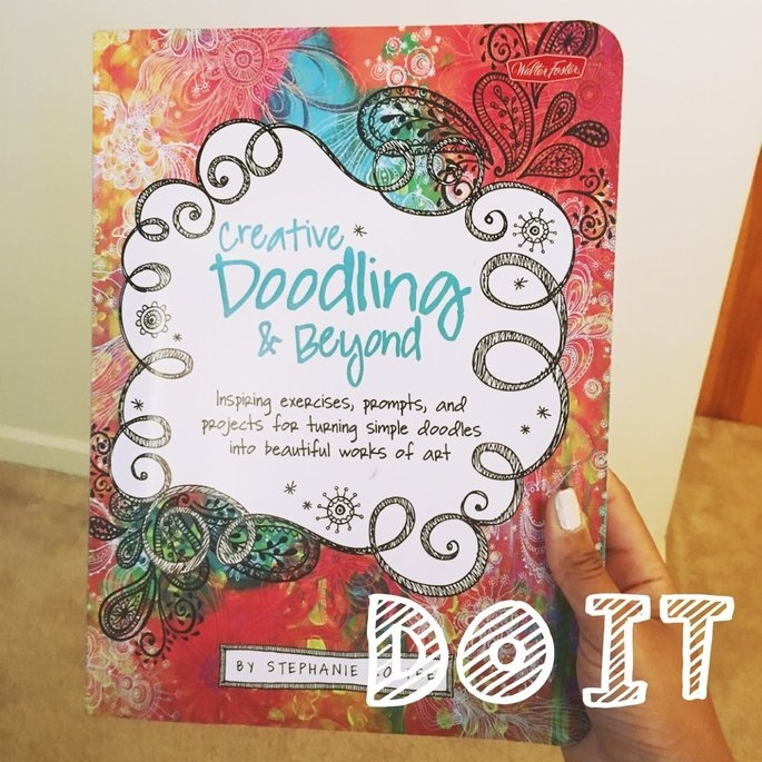 Creative Doodling & Beyond: Inspiring exercises, prompts, and projects for turning simple doodles into beautiful works of art (Creative...and Beyond) uploaded by Joseane v.