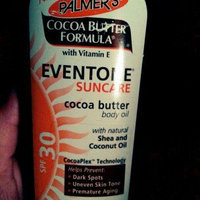 Palmer Palmer's Palmer's Cocoa Butter Formula with vitamin E, moisturizing body oil 12 fl oz uploaded by Annette R.
