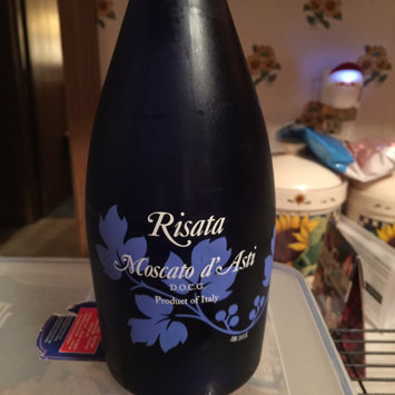 Risata Italian Moscato D'Asti Wine 750 ml uploaded by Megan T.