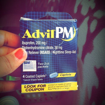 Photo of Advil® PM Caplets uploaded by Taliyah S.