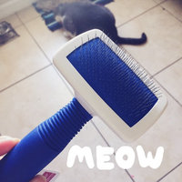 Oster Animal Care Oster Brush & De-Mat Slicker Brush for Cats uploaded by Jasmine O.