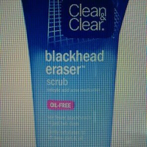 Clean & Clear Blackhead Eraser uploaded by Jessica O.