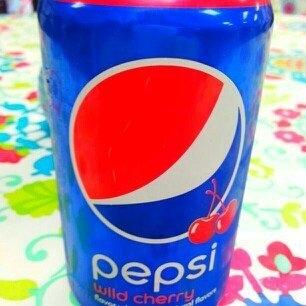 Pepsi® Wild Cherry Cola uploaded by Eva S.