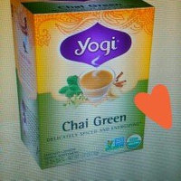 Yogi Green Tea Lemon Ginger Tea uploaded by Paola R.