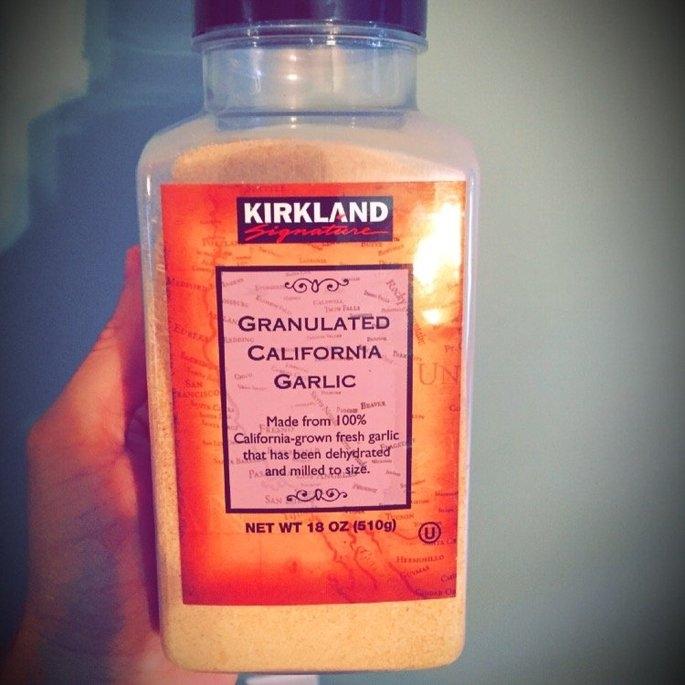 Kirkland Granulated California Garlic uploaded by Jessica S.