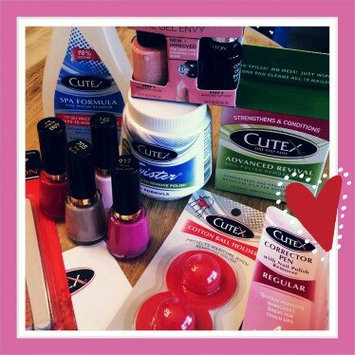 Photo of Emerson Healthcare Cutex Spa Formula Nail Polish Rem0ver uploaded by Mary C.