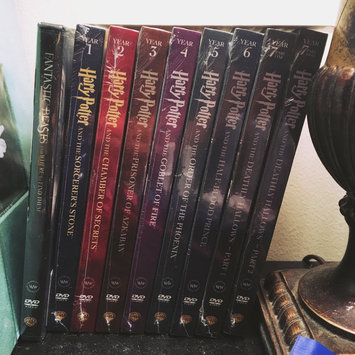 Warner Brothers Harry Potter: The Complete 8-Film Collection Dvd from Warner Bros. uploaded by Gee C.