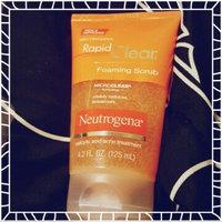 Neutrogena Rapid Clear Foaming Scrub uploaded by Ashley C.