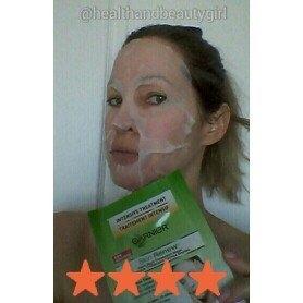 Garnier Skin Renew Dark Spot Treatment Mask - For Dark Spots and uploaded by Amy S.