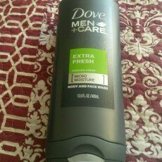 Photo of Dove Men+Care Extra Fresh Body And Face Wash uploaded by @DOYOUMISSMING S.