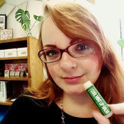 Photo of Sierra Sage Herbs Sierra Sage® Organics All Natural Cool Mint Lip Balm uploaded by Arielle B.