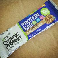 Orgain Organic Plant Based Protein Bar uploaded by Christine Y.
