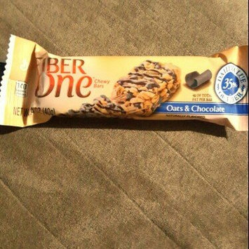 Fiber One Oats & Chocolate Chewy Bars uploaded by Faith D.