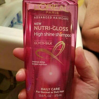 L'Oréal Paris Hair Expert Nutri-Gloss Shampoo uploaded by Brooklyn D.