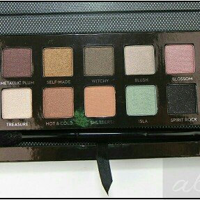 Photo of Anastasia Beverly Hills Self-Made Eye Shadow Palette uploaded by Maryam B.