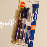 Paper Mate(R) Clearpoint(TM) Mechanical Pencil Starter Set, 0.5mm, Assorted Barrel Colors, Pack Of 2 uploaded by Maria T.