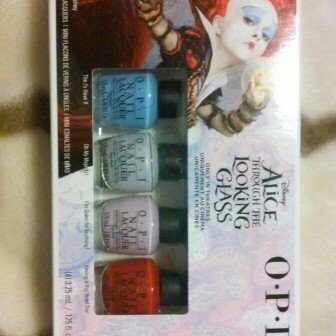 Photo of OPI Alice Duo Pack - .10 oz. uploaded by Angel K.