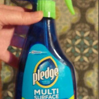 Pledge Multi Surface Clean & Dust Spray uploaded by Debbie K.