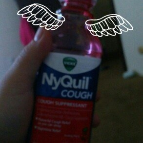 Vick's NyQuil Cold & Flu Relief Liquid  uploaded by Patty A.