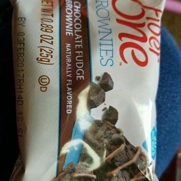 Photo of Fiber One 90 Calorie Chocolate Fudge Brownie uploaded by Jessica C.