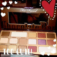 Too Faced Chocolate Bar Eyeshadow Palette uploaded by Christina C.