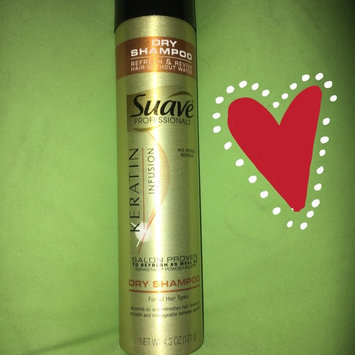 Suave Professionals® Keratin Infusion Dry Shampoo uploaded by Viviana M.