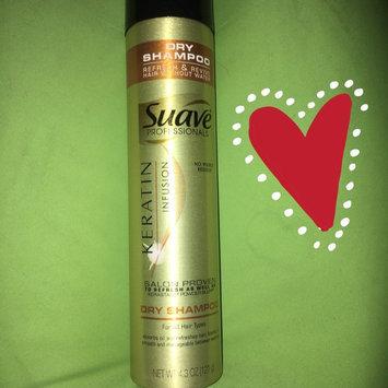 Suave Professionals® Keratin Infusion Dry Shampoo uploaded by Viviana M.