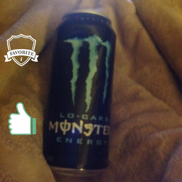 Monster Energy Absolutely Zero uploaded by Crystal M.