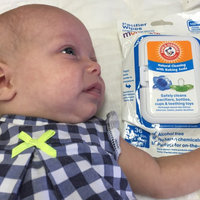 Munchkin Arm & Hammer Pacifier Wipes uploaded by Brittany D.