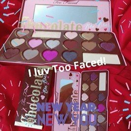 Too Faced White Chocolate Chip Eye Shadow Palette uploaded by Dalther R.