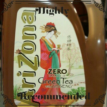 Arizona Zero Calorie Green Tea uploaded by Randy L.