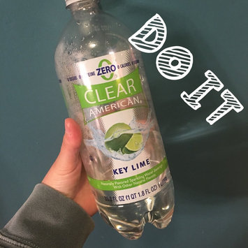 Photo of Sam's Choice Clear American Clear American Key Lime Sparkling Water, 33.8 fl oz uploaded by Sydney F.